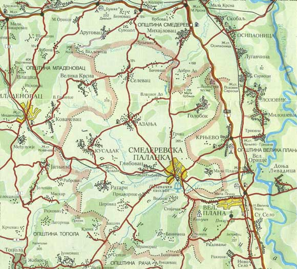 karta-smederevska-palanka